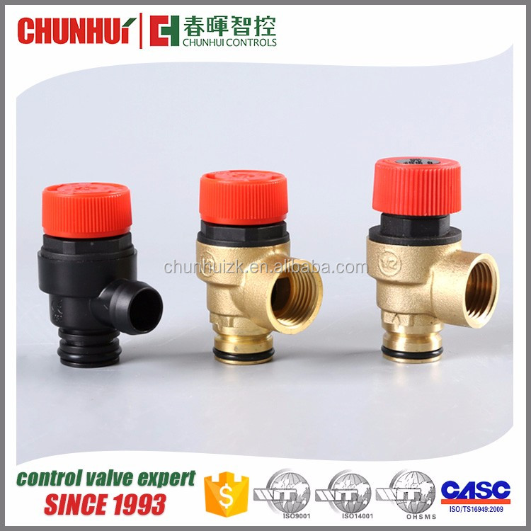 Competitive price Promotion for gas boiler safety valve,brass safety valve