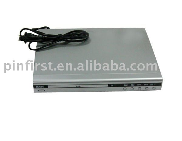 Big Desktop DVD Player