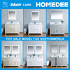 36inch floor standing pvc bathroom wash basin Bathroom Vanity Cabinets