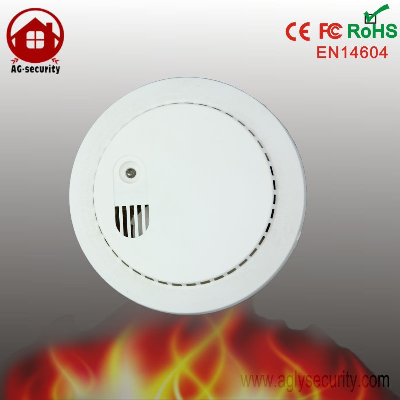 independent smoke detector/ Photoelectric Smoke Detector from manufacturer