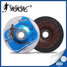 7inch 180x6x22mm 3 nets DC grind wheel for iron grinding