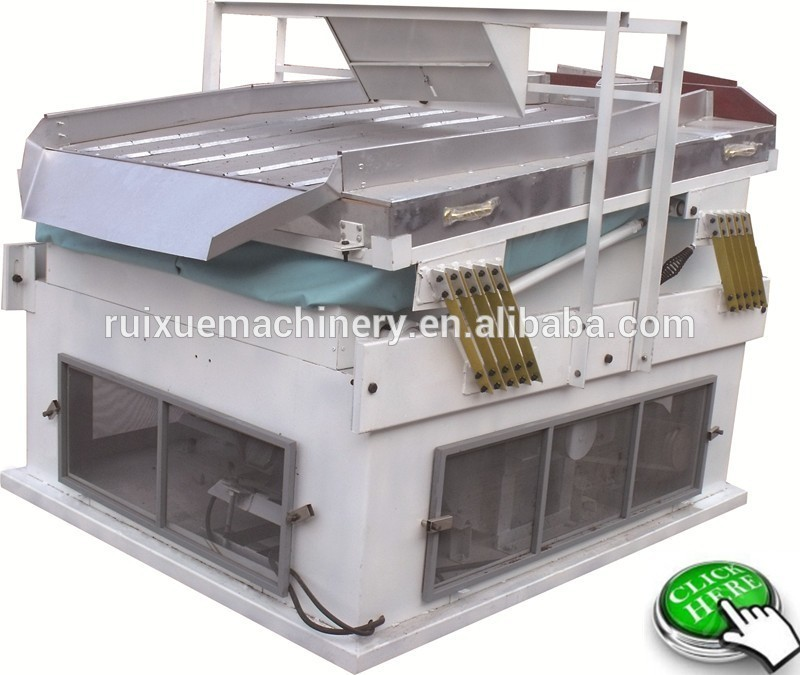 Quinoa Black Sesame Canola Sunflower Cereals Seed Bean Cleaning Machine