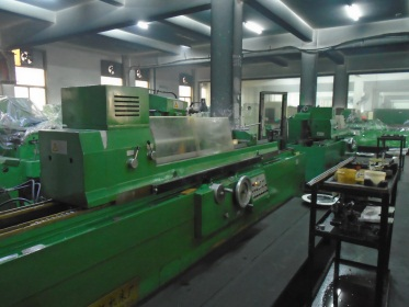 Rail Grinding (Ball Screw & Liner Guideway)