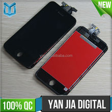 YJDT repair parts for iphone 4 4s front glass replacement