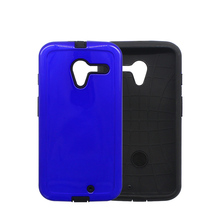 alibaba wholesale mold make brand name mobile phone for MOTO X phone case back cover