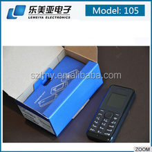 2017 new cheap original phone one sim/single sim and dual sim dual 2G mobile phone for Nokia 105 1050 103 107 108 3310 1280 1650