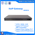 16FXS+1LAN+1WAN VoIP Gateway Support DHCP/PPPoE/Statics Voice over IP Telephone Device IAD