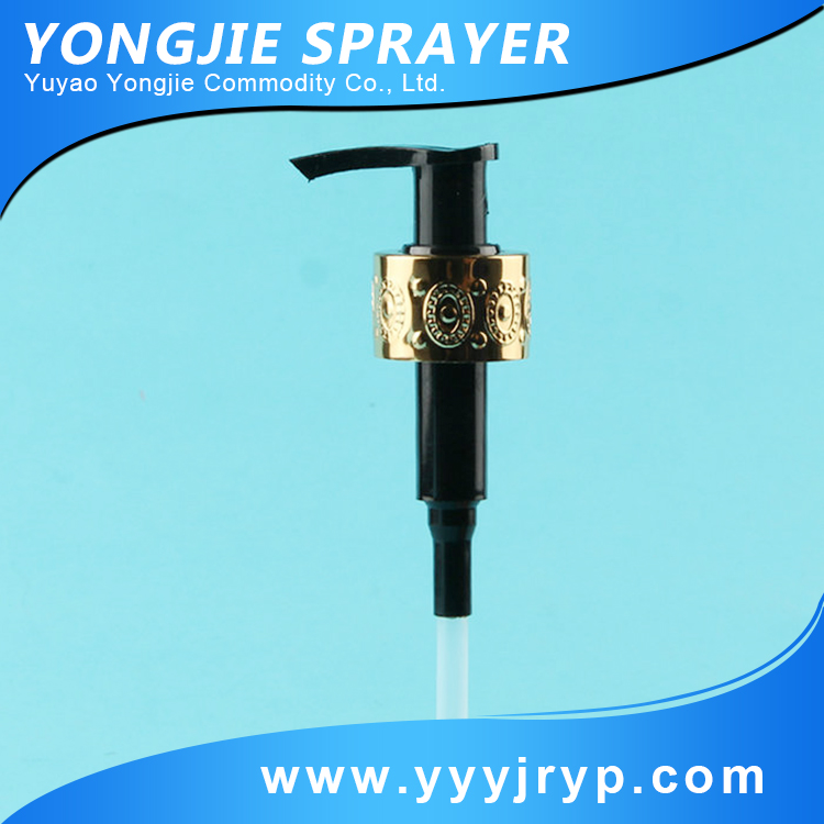 Wholesale Hand Hold Black Gold Foam Pump Dispenser