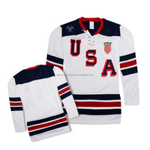 USA cheap hockey jersey sublimation