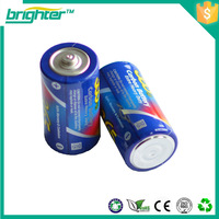 wholesales high quality 1.5v r20 um1 d size um1 dry battery with io hawk price from china