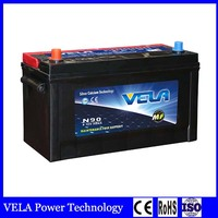 Panasonic Car Battery Price N90 MF Cheap Car Battery