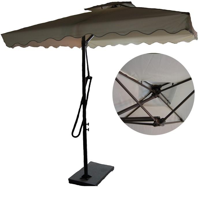 Crank Square Kids Patio Umbrella