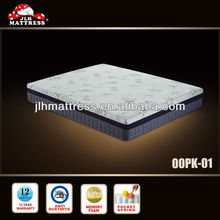 New design memory foam spring mattress with no binding