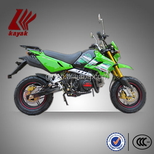 Chongqing Mini Small loncin dirt bike, KN110GY