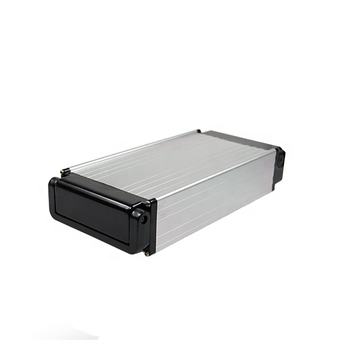 Tianbo rear rack battery for electric bicycle with big battery
