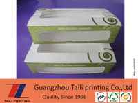 Customized frozen food packaging containers