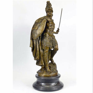 Custom Warrior Statue, Custom Warrior Statue Suppliers And Manufacturers At  Alibaba.com