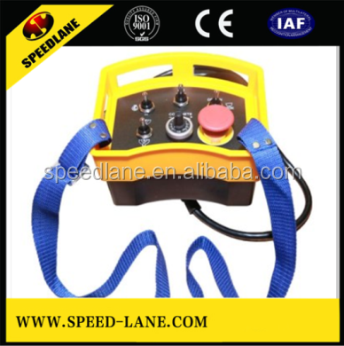 Hot sale! Zoomlion spare parts remote control for concrete pump parts