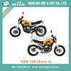 China Made motor bike motocycles new VOX 125cc (Euro 4)