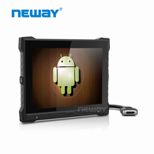 Neway 9.7 inch IPS poe android tablet pc for industrial terminals