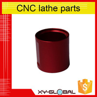 China Supplier Precision Custom made CNC lathe part/cnc motorcycle parts