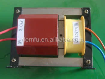 3000V, 16mA high voltage transformers for Electric Mosquito Fly Bug Insect Zapper Killer With Trap Lamp ,www.dernfu.cn
