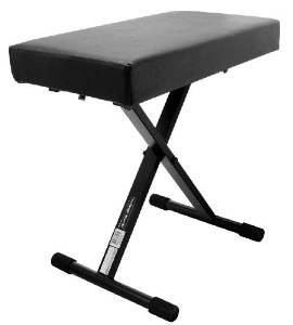 Stage KT7800 Plus Padded Keyboard Bench
