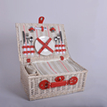 New designed 2 Persons Wicker Picnic basket,wicker picnic hamper with Accessories