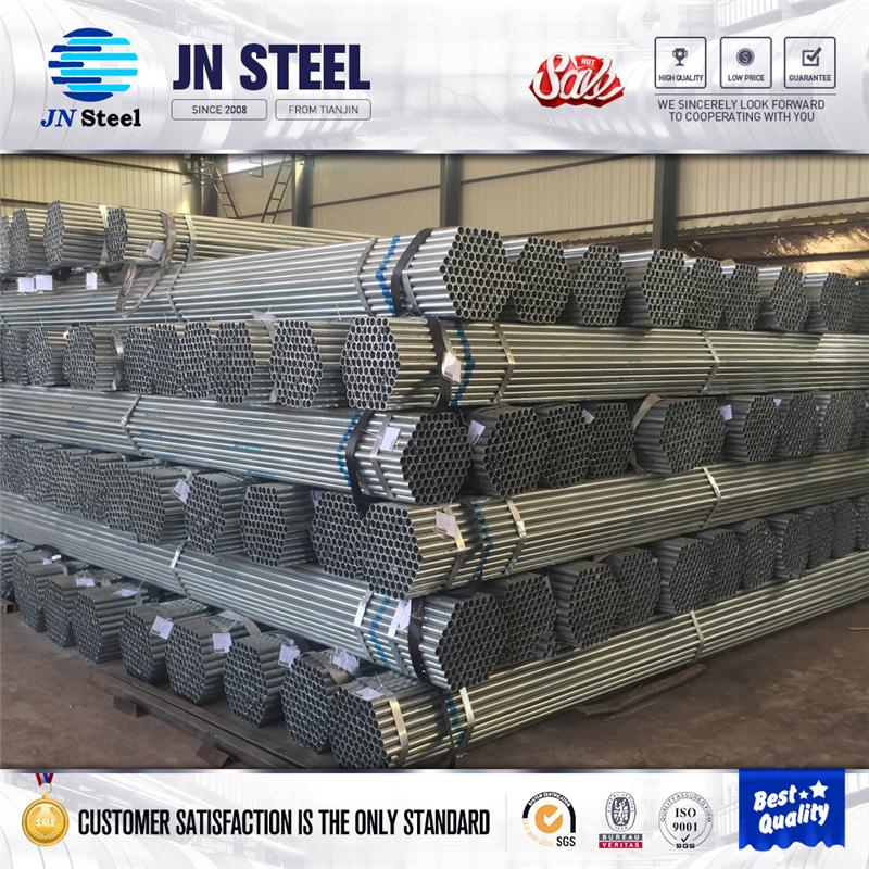 large diameter galvanized welded steel pipe cement lined steel pipe Scaffolding For Construction