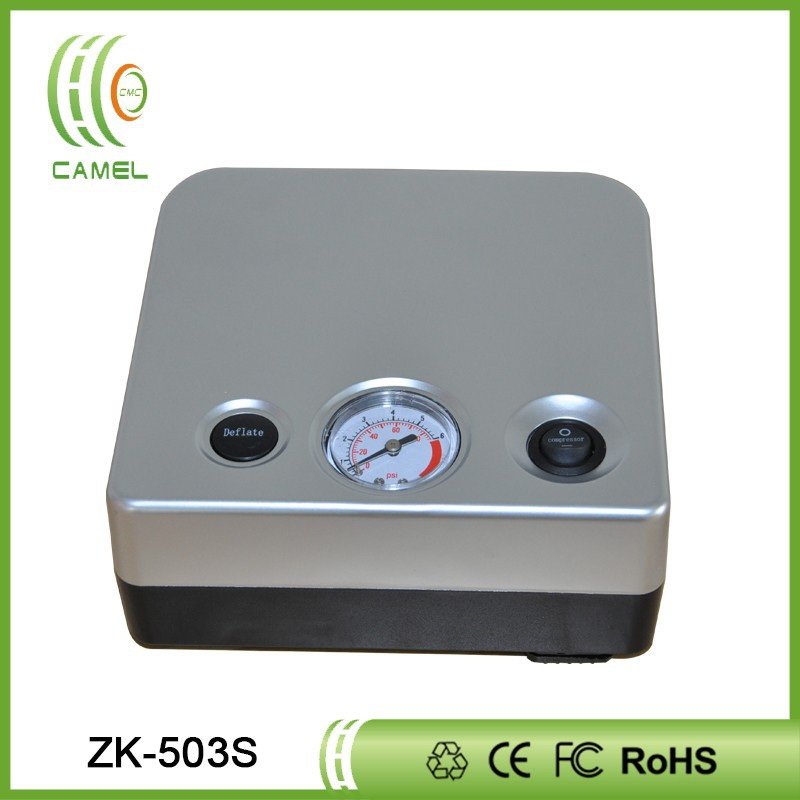 Digital air compressor car tire inflator for car tyres