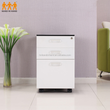 Colorful Mobile File Cabinet with Lock