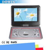 manufacture Portable DVD Player enjoy Movies Play sex photo & Mucis enjoy&Game Play Full Function Portable DVD EVD CD Player