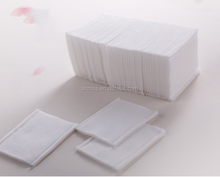 Across FDA CE ISO13485 hygiene certified cosmetic cotton pads for nursing