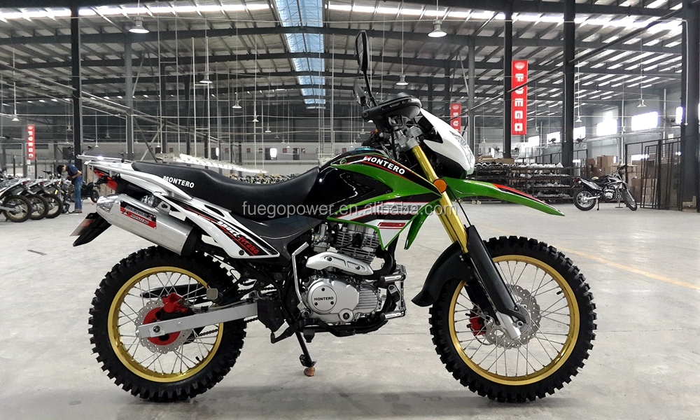 popular chongqing motorcycle,200cc dirt bike,cheap off road motorcycle