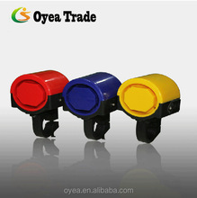 electric bike bell/high quality bicycle bell/plastic bike bell loudly sound