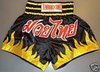 PANTALON MUAY THAI KICKBOXING short THAIBOXING TALLA XL