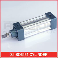 SI Series Magnetic Pneumatic Cylinder