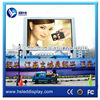 New trend 6mm outdoor P6 led screen/P6 big outdoor advertising led video wall