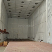 Q26 series CE&ISO approved,car type,sand blasting chamber