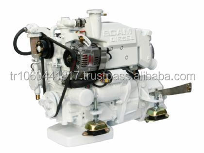 Kubota Based 12HP Diesel Marine Engine Z482