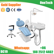 Hot promotional cheapest dental chair DC19 / Lowest dental equipment price for old&new customers