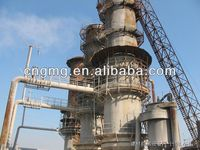 100-500 t/d Active Lime Vertical Shaft Calcining Kiln