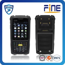 portable handheld wince/android pos terminal pda TS-901with rfid reader/barcode scanner