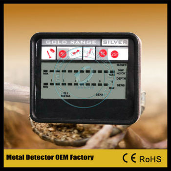 Brand New Power Deep Target Searching Sensitive Metal Detector with LCD System readout (MD-3500)