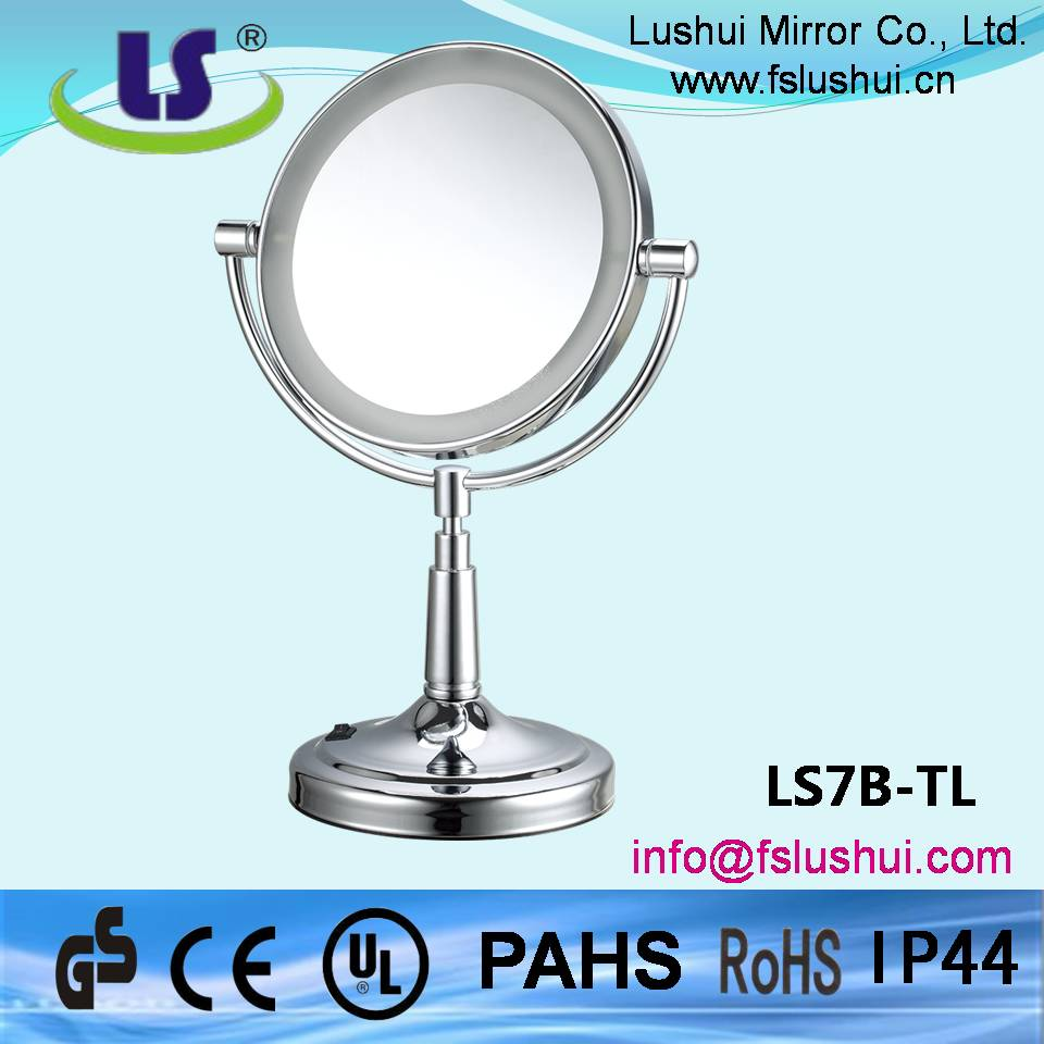 popular lighted table makeup mirror bulk gifts for women