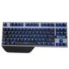 Top 10 hot selling Mechanical gaming keyboard sades professional gaming keyborad wired laser keyboard wholesale