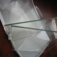 3.3mm heat resistant borosilicate float glass/pyrex glass sheet price
