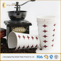 9 oz China Wholesale Coffee Takeaway Paper Cup from Top Factory