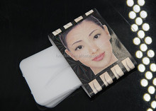 Professional eyebrow stencil with 21 different shapes