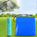 14.8V 2200mah lithium battery 4S1P battery pack for Intelligent street sweeper